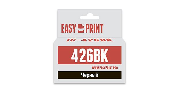 Картридж EasyPrint Canon CLI-426Bk (Черный)