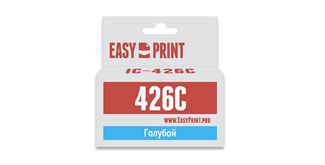 Картридж EasyPrint Canon CLI-426C  (Голубой)