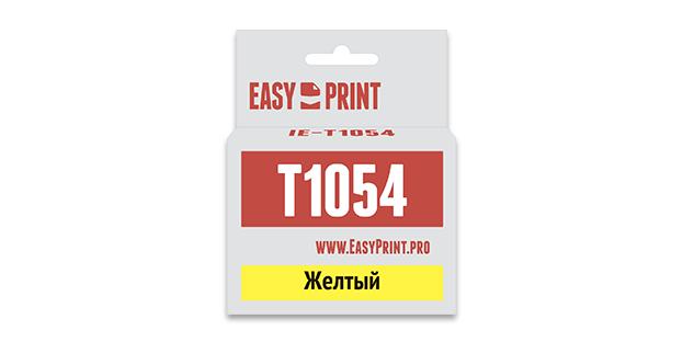 Картридж EasyPrint Epson C13T0734/T1054/T1044 (Желтый)