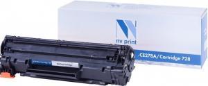 Картридж NVP HP CE278A/Canon728
