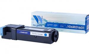 Картридж NV Print Xerox 106R01601 Голубой