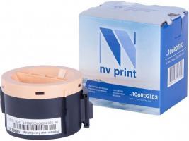 Картридж NV Print Xerox 106R02183